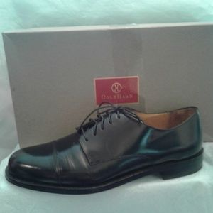 👞 Cole Haan Lexington II Black Dress Shoes 👞